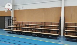 Salle de sports, Les Epesses