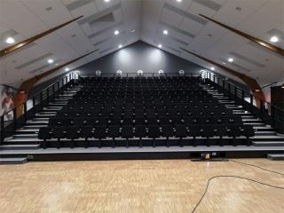 Salle polyvalente, La Gaubretiere