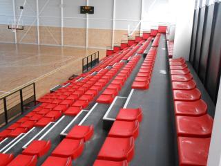 Salle de sports, Sallertaine