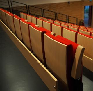 """Salle polyvalente """"Maria Pia"""", Quincy Sous Senart"""